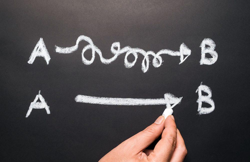 Apprezza la complessità, pratica la semplificazione.